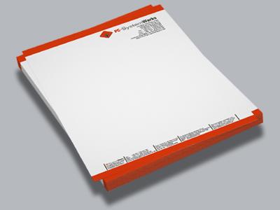 Geschäftsaustattung Mannheim | Wir gestalten Ihr Briefpapier