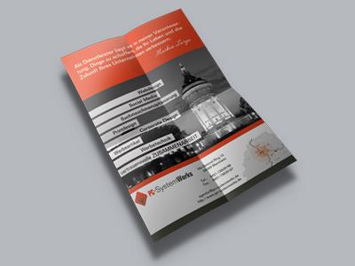 Geschäftsaustattung Mannheim | Wir gestalten Ihre Poster