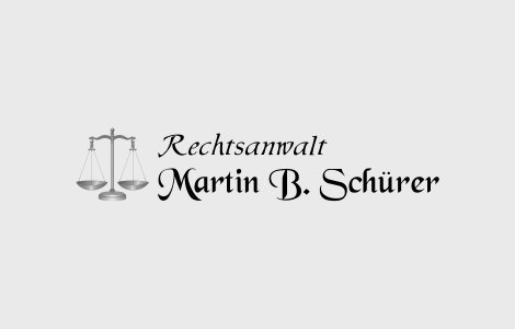 Rechtsanwalt Martin B. Schürer