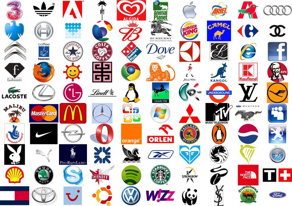 Markenzeichen, Logos und Symbole. Diese Logos sind urheberrechtlich durch die Eigentümer geschützt.