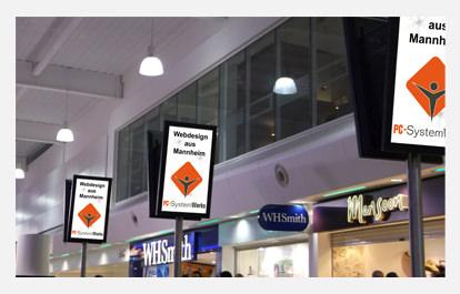 Werbetechnik Mannheim   Leuchtreklame Werbeschild LED-Schilder